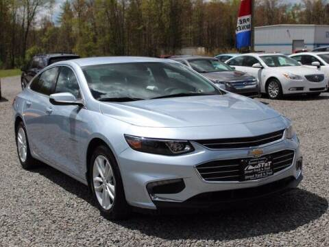 2017 Chevrolet Malibu for sale at Street Track n Trail - Vehicles in Conneaut Lake PA