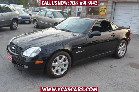 1999 Mercedes-Benz SLK for sale at Your Choice Autos - Crestwood in Crestwood IL