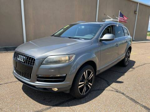 2011 Audi Q7 for sale at The Auto Toy Store in Robinsonville MS