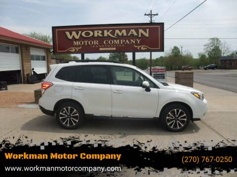2018 Subaru Forester for sale at Workman Motor Company in Murray KY