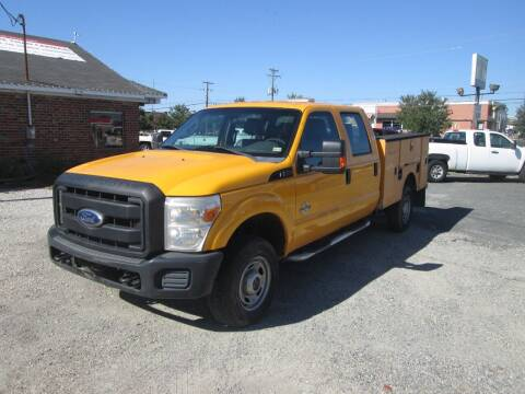 2012 Ford F-350 Super Duty for sale at Wally's Wholesale in Manakin Sabot VA
