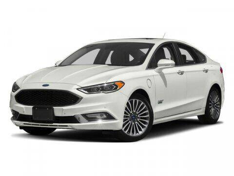 2018 Ford Fusion Energi for sale in Montclair, CA