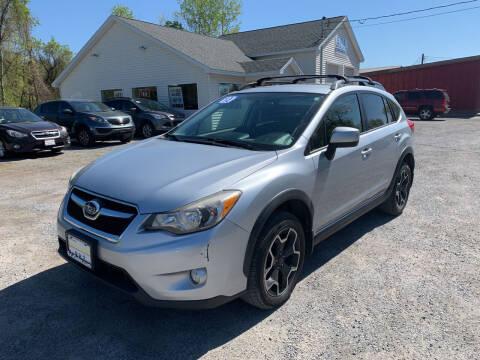 2013 Subaru XV Crosstrek for sale at Evia Auto Sales Inc. in Glens Falls NY