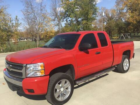 2007 Chevrolet Silverado 1500 for sale at Bam Motors in Dallas Center IA