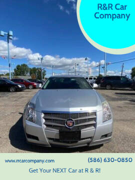 2009 Cadillac CTS for sale at R&R Car Company in Mount Clemens MI