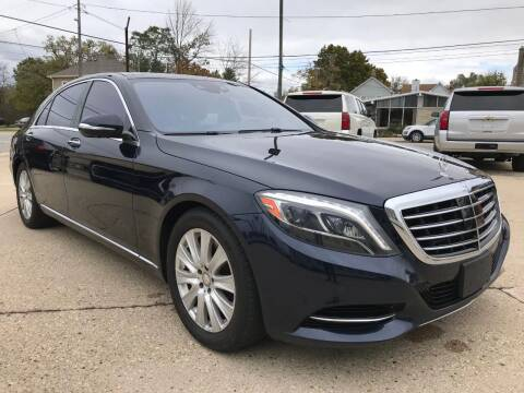 2014 Mercedes-Benz S-Class for sale at Auto Gallery LLC in Burlington WI