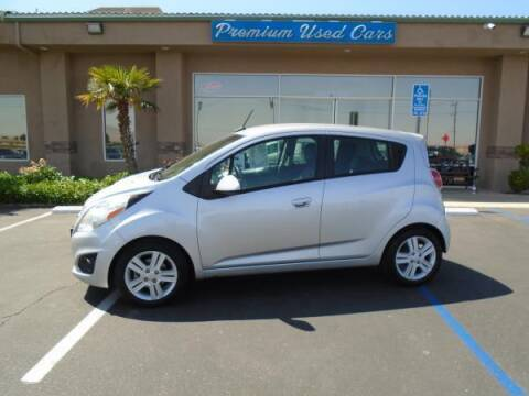 2014 Chevrolet Spark for sale at Family Auto Sales in Victorville CA
