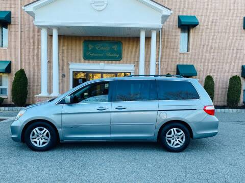 2005 Honda Odyssey for sale at Bluesky Auto in Bound Brook NJ