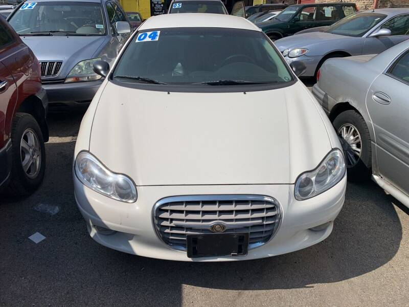 2004 Chrysler Concorde for sale at HW Used Car Sales LTD in Chicago IL