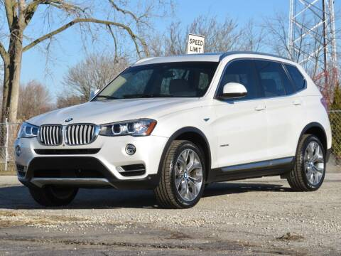 2016 BMW X3 for sale at Tonys Pre Owned Auto Sales in Kokomo IN