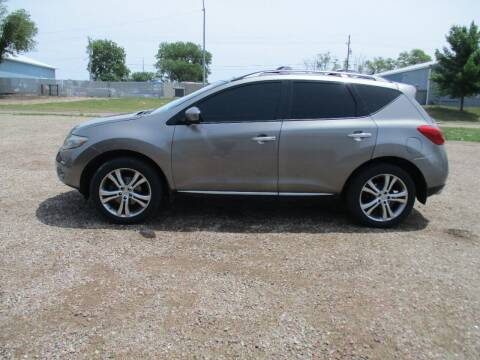 2009 Nissan Murano for sale at Car Corner in Sioux Falls SD