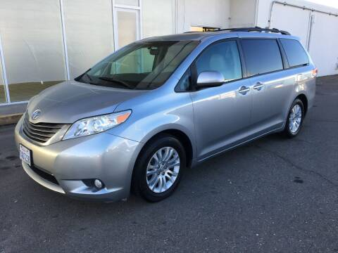 2013 Toyota Sienna for sale at Safi Auto in Sacramento CA
