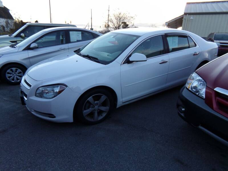 2012 Chevrolet Malibu for sale at Creech Auto Sales in Garner NC