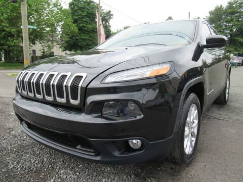 2014 Jeep Cherokee for sale at PRESTIGE IMPORT AUTO SALES in Morrisville PA