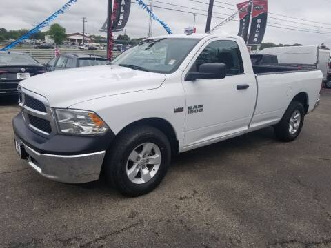 2018 RAM Ram Pickup 1500 for sale at ON THE MOVE INC in Boerne TX