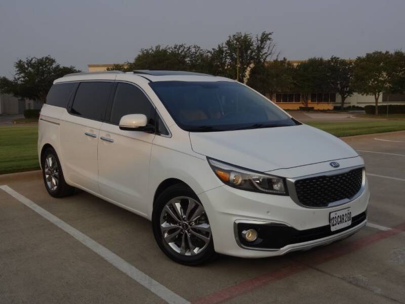 2015 Kia Sedona for sale at 123 Car 2 Go LLC in Dallas TX