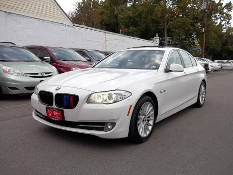 2011 BMW 5 Series for sale at 1st Choice Auto Sales in Fairfax VA