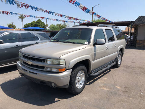 2004 Chevrolet Suburban for sale at Valley Auto Center in Phoenix AZ
