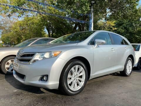 2013 Toyota Venza for sale at WOLF'S ELITE AUTOS in Wilmington DE