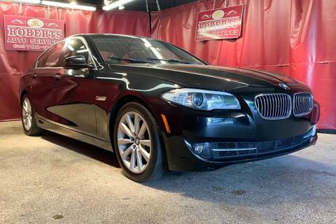 2013 BMW 5 Series for sale at Roberts Auto Services in Latham NY