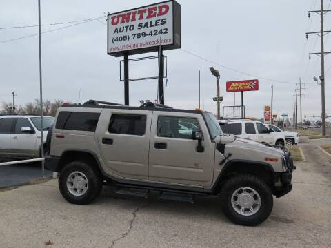 2006 HUMMER H2 for sale at United Auto Sales in Oklahoma City OK
