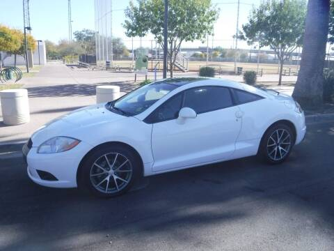 2012 Mitsubishi Eclipse for sale at J & E Auto Sales in Phoenix AZ