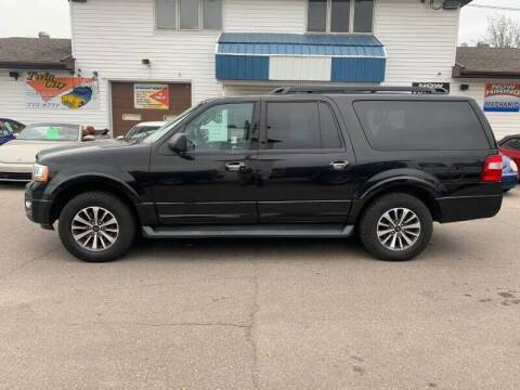 2015 Ford Expedition EL for sale at Twin City Motors in Grand Forks ND