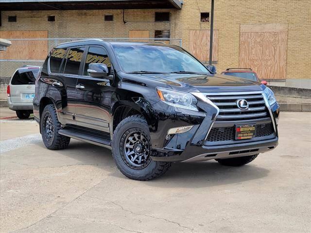 2014 Lexus GX 460 for sale at KC MOTORSPORTS in Tulsa OK