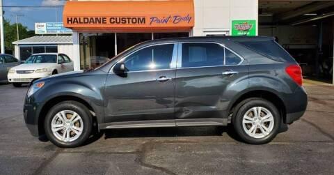2014 Chevrolet Equinox for sale at Haldane Custom in Polo IL