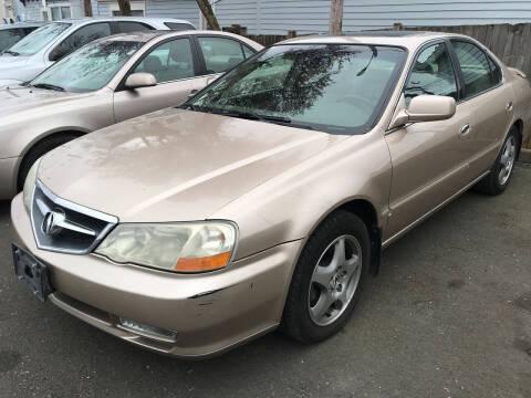 2002 Acura TL for sale at American Dream Motors in Everett WA