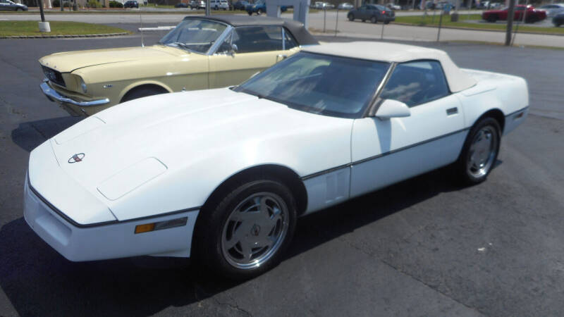 1989 Chevrolet Corvette for sale at Classic Connections in Greenville NC