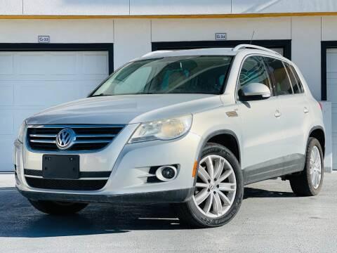 2010 Volkswagen Tiguan for sale at Avanesyan Motors in Orem UT
