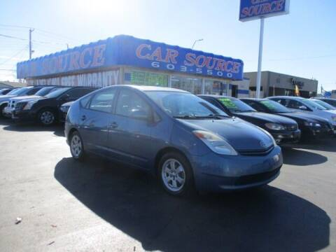2005 Toyota Prius for sale at CAR SOURCE OKC in Oklahoma City OK