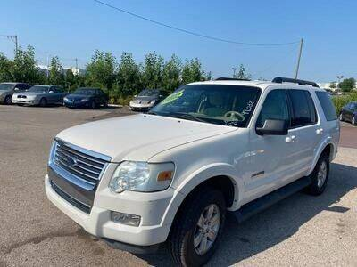 2008 Ford Explorer for sale at HW Auto Wholesale in Norfolk VA