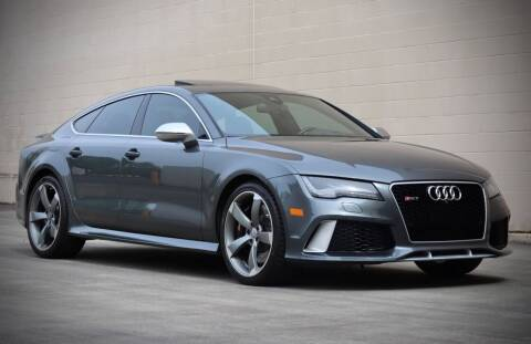 2014 Audi RS 7 for sale at MS Motors in Portland OR