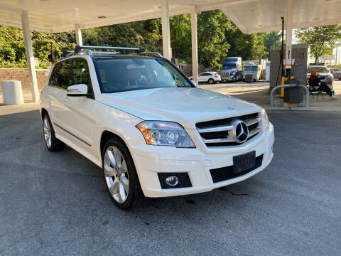 2011 Mercedes-Benz GLK for sale at Exotic Automotive Group in Jersey City NJ