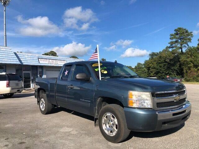 2010 Chevrolet Silverado 1500 for sale at Coastal Auto Sales Inc in Jacksonville NC