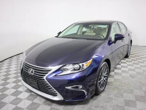 2017 Lexus ES 350 for sale at CU Carfinders in Norcross GA