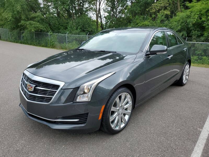 2017 Cadillac ATS for sale at Ace Auto in Jordan MN