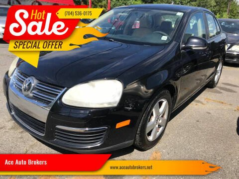 2009 Volkswagen Jetta for sale at Ace Auto Brokers in Charlotte NC