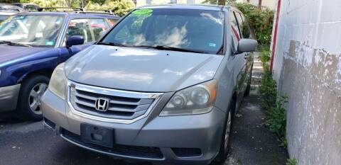 2008 Honda Odyssey for sale at Union Street Auto in Manchester NH