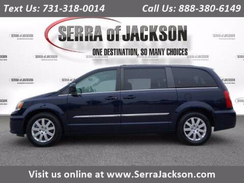 2016 Chrysler Town and Country for sale at Serra Of Jackson in Jackson TN