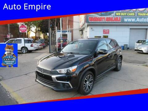 2016 Mitsubishi Outlander Sport for sale at Auto Empire in Brooklyn NY