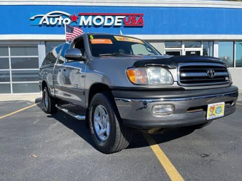 2002 Toyota Tundra for sale at AUTO MODE USA in Burbank IL