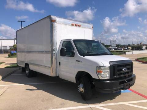 2008 Ford E-Series Chassis for sale at TWIN CITY MOTORS in Houston TX
