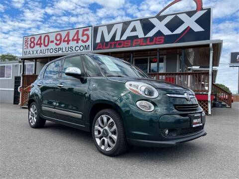 2015 FIAT 500L for sale at Maxx Autos Plus in Puyallup WA