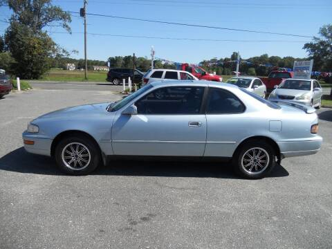 1994 Toyota Camry for sale at All Cars and Trucks in Buena NJ