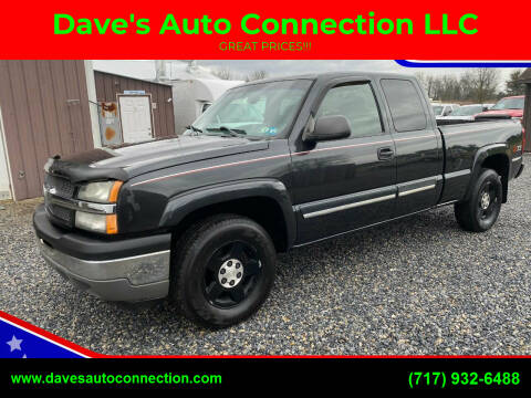 2005 Chevrolet Silverado 1500 for sale at Dave's Auto Connection LLC in Etters PA