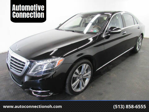 2015 Mercedes-Benz S-Class for sale at Automotive Connection in Fairfield OH