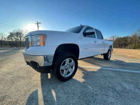 2011 GMC Sierra 2500HD for sale at Priority One Auto Sales in Stokesdale NC